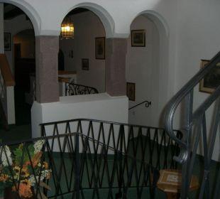 Der Flurbereich Silence & Schlosshotel Mirabell