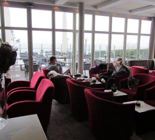 Strand-Lounge Strandhotel Ostseeblick