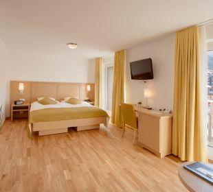 Deluxe Doppelzimmer Mit Matterhorblick Hotel Bristol