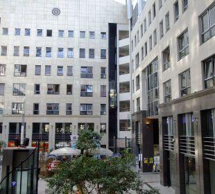 Plaza Einkaufspassage Arcadia Hotel Berlin