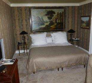 Gutes bequemes Bett Hotel Kronenschlösschen