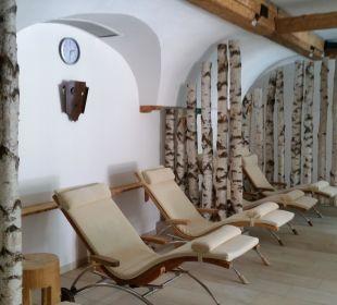 Ruheraum Hubertus Alpin Lodge & Spa