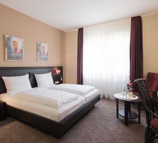Doppelzimmer Hotel Brauhaus zum Löwen