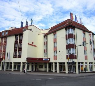 Aussenansicht Achat Premium Hotel Neustadt/Weinstraße