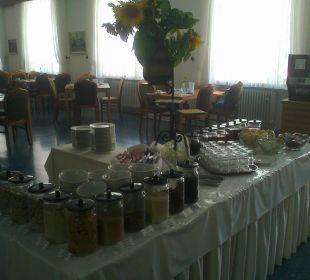 Frühstücksbüffet Kloster Maria Hilf