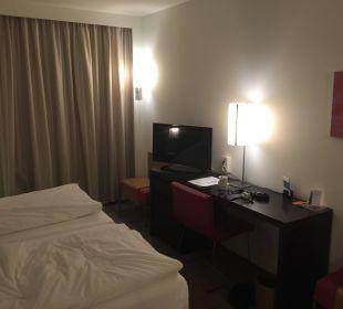 Standard Doppelzimmer Hotel Novotel München City