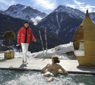 Panoramapool Kronplatz-Resort Berghotel Zirm