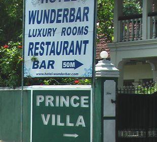 Übernachtung & Restaurant Wunderbar Beach Club Hotel