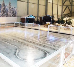 Eislauffläche alpincenter & van der Valk Hotel Wittenburg