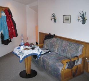 Zimmer 28 Gasthof Bergblick