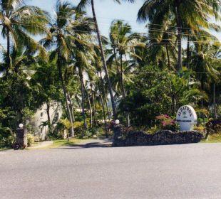 Aussicht vom Hotel Hotel Azzurro Club Estrella (geschlossen)