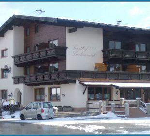 Luchnerwirt im Winter Gasthof Pension Luchnerwirt (Hotelbetrieb eingestellt)