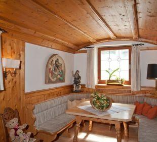 Aufenthaltsraum Gästehaus Hotel Garni Zibert