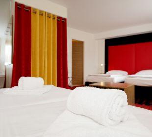 Zimmer Senator Hotel