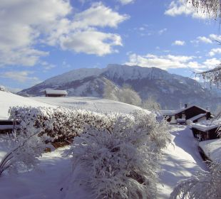 Blick zum Oberjoch Schwandenhof Ferienwohnungen