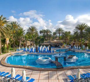 Hauptpool Dunas Suites&Villas Resort
