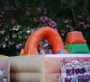 Kinderaussenbereich Belek Beach Resort Hotel
