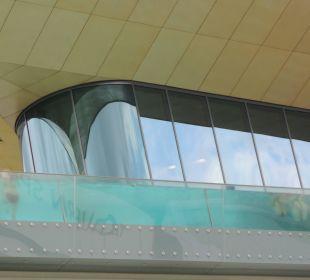 Panorama Pool im 3.Stock Hotel Tauern Spa Zell am See-Kaprun