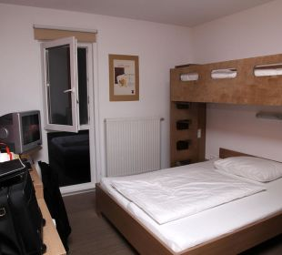 Schlafraum FairSleep Avia Motel Gmünd Mitte