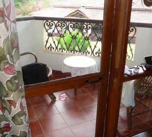 Balkon Hotel Holiday Inn Resort Goa