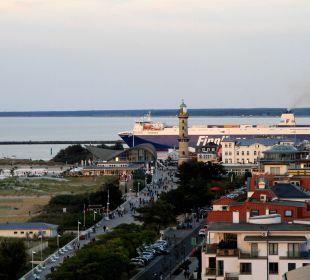 Hotel Neptun Blick aus Hotelzimmer Hotel Neptun