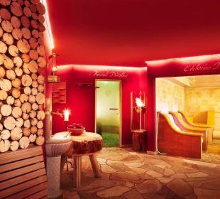 Saunaoasen indoor Hotel Quelle Nature Spa Resort