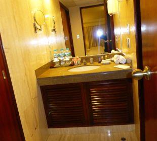 Badezimmer Hotel Libertador Lago Titicaca