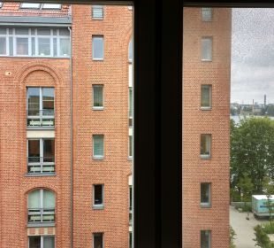 Ausblick Hotel centrovital