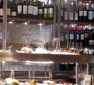 """Tapas Bar """"Bilbao Berri"""" NH Barcelona Centro"""
