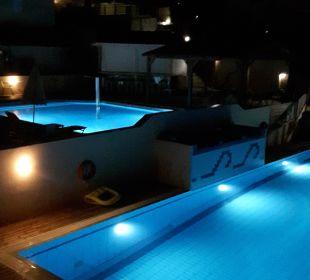 Ausblick vom Zimmer  Eurohotel Katrin Hotel & Bungalows