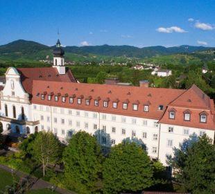 Außenansicht Kloster Maria Hilf Kloster Maria Hilf