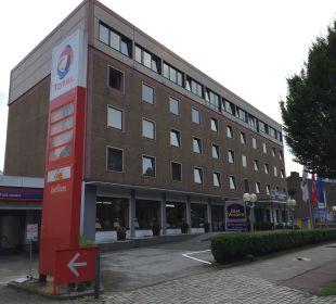 Hotel Best Western Hotel Hamburg International