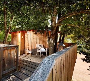 Die Baumhaus Sauna  Hotel Die Post