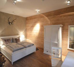 Appartement 4 - Schlafzimmer Stadt Chalet