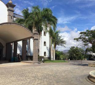 Eingangsbereich Lopesan Villa del Conde Resort & Spa