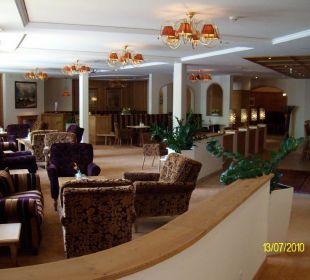 Lobby Hotel Klausnerhof