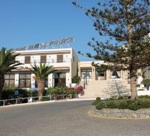 Außenansicht Hotel Hotel King Minos Palace