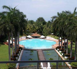 Gartenanalge Hotel Lanka Princess