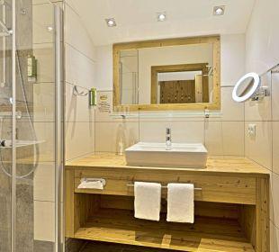 Badezimmer - Hotelstudio - Rubin - superior Hotel Kristall