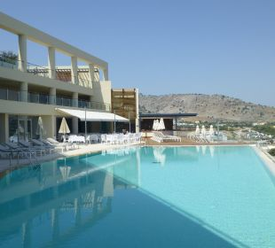 Pool Hotel Lindos Blu