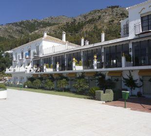 Hotelgebäude TRH Mijas