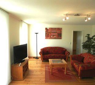 Wohnzimmer Beispiel Haus 1 Ferienwohnungen Hass