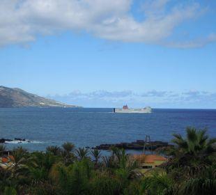 Blick von Zimmer 509 Hotel Hacienda San Jorge