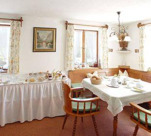 Frühstücksraum Landhaus Degen
