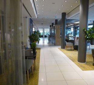 Lobby Hotel Novotel München City