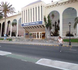 Frontansicht Hotel Barceló Corralejo Bay