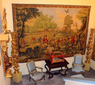 Kunstgegenstände in Hülle und Fülle Hotel Hacienda de Abajo