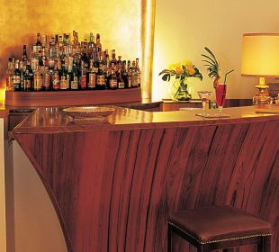 Bar interno Hotel Terme Europa