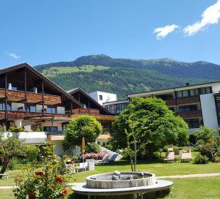 Hotel mit Außenanlage Beauty & Wellness Resort Hotel Garberhof