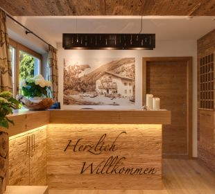Lobby Hotel Alpenhof Passeiertal
